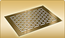 Perforated Architectural Vent Grilles